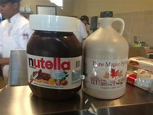 GIANT jar of Nutella - Yelp
