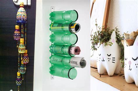 8 Ingeniosas Ideas Para Reciclar Botellas De Plástico Y