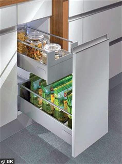 tiroir coulissant meuble cuisine meubles de cuisine les nouveaux tiroirs ont la cote