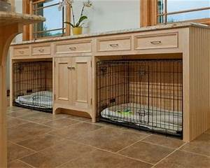 dog crate storage laundry room all dogs juxtapost With 2 room dog crate