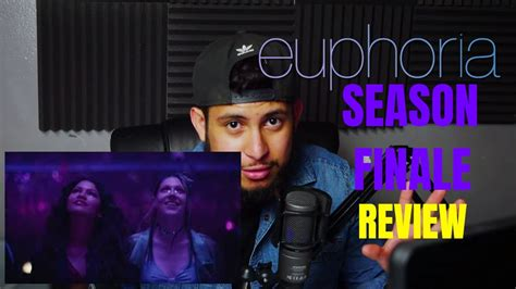 Euphoria Season 1 Finale Review Youtube