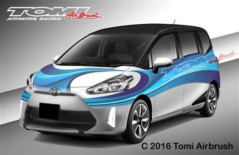 Toyota Sienta Modification by Modifikasi Toyota Sienta Biar Tambah Keren Autos Id