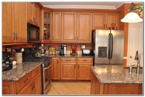 Kitchen Cabinets With Granite Countertops   Cabinet : Home