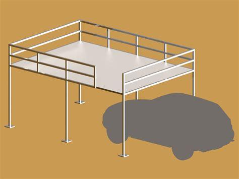soppalco box auto soppalchi per box auto