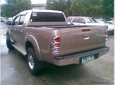 2nd Hand Pick Up For Sale In The Philippineshtml Autos