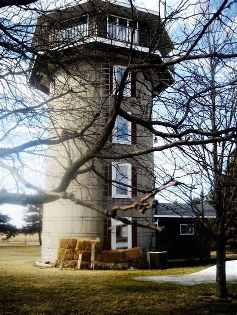 ideas  silo house  pinterest grain silo