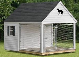 Custom dog houses and kennels myerstown sheds fencing for Large custom dog houses