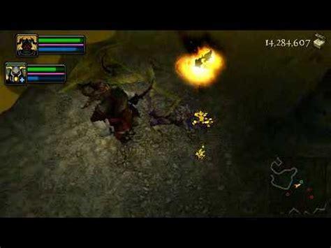 dungeon siege 1 gameplay psp dungeon siege throne of agony gameplay