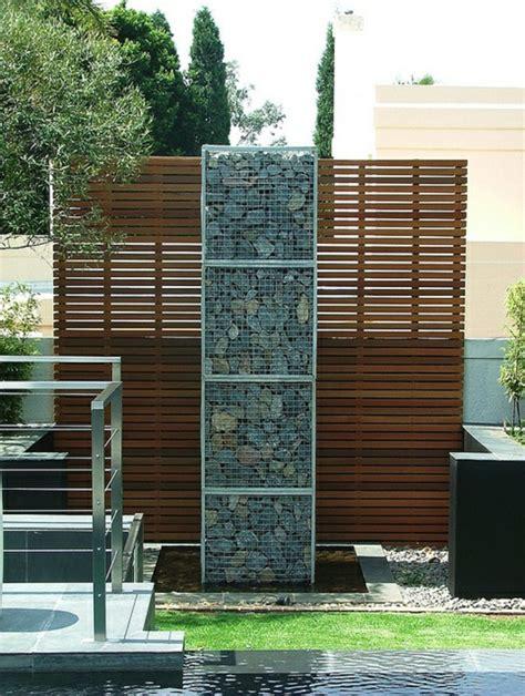 Gartengestaltung Sichtschutz Beispiele by 1001 Beispiele F 252 R Moderne Gartengestaltung