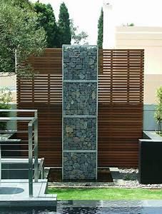 Kleiner Gartenzaun Holz : moderne gartenz une schaffen sichtschutz im au enbereich ~ Bigdaddyawards.com Haus und Dekorationen