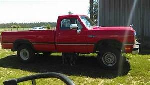 1991 Dodge Ram 2500 Diesel Engine Manual Transmission 12