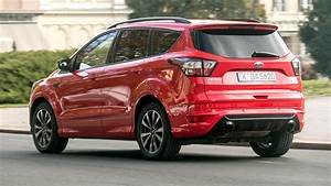 Ford Kuga St Line 2018 : ford kuga st line 1 5t ecoboost automatic awd 2016 review by car magazine ~ Medecine-chirurgie-esthetiques.com Avis de Voitures
