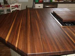 Butcher Block Counter tops Richins Carpentry