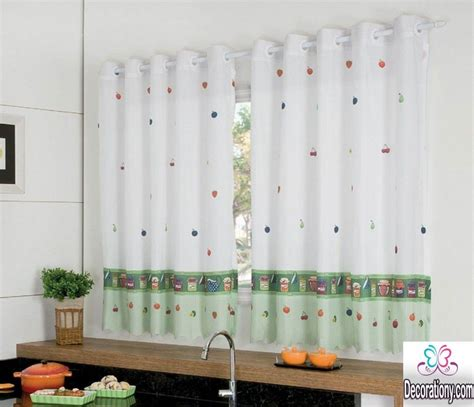 kitchen curtains design ideas 25 modern curtains designs for more look