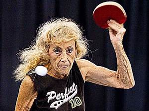 Amazing Aging Athletes  Buff Bodies Battle At Senior Games