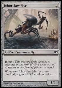 ichorclaw myr som mtg card