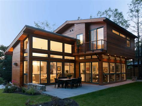 Prefabricated Home : Energy Smart Prefabricated Homes By