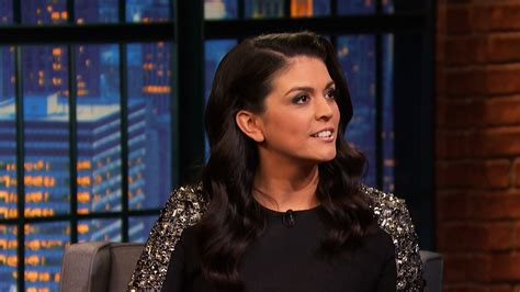 Watch Late Night with Seth Meyers Interview: Cecily Strong ...