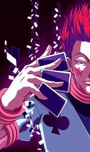 Hisoka by Adriano-Arts on DeviantArt   Personajes de anime ...