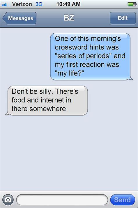 funny  friend texts popsugar tech