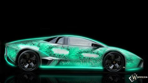 Download Neon Car Wallpapers Gallery