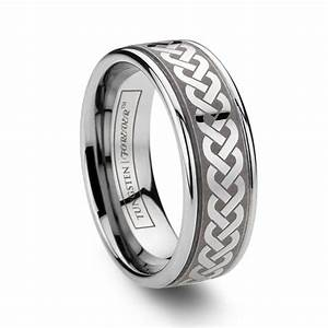 Tungsten ring review weddings blog for Tungsten wedding ring reviews