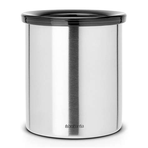Waste Bin for Coffee Pods   Matt Steel   Brabantia