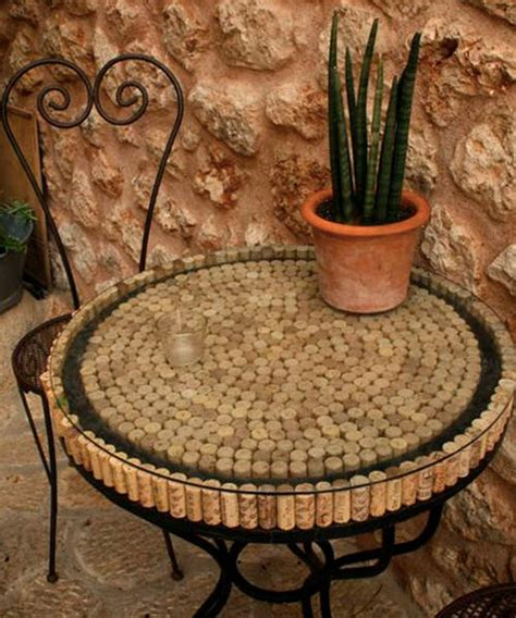 diy cork furniture ideas   vinepair