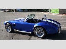 Cobra Replica Kit Cars Australia, Cobra Kits, Shelby
