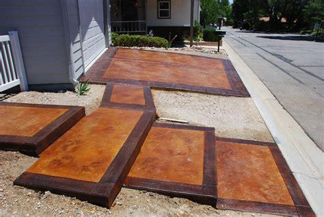 pristine concrete paso robles ca stained concrete patios 6