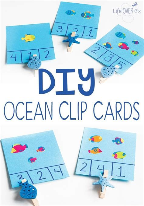 285 best theme ideas for preschool and kindergarten 178 | 0b028b467250e4ee554f137ad77c03fe preschool ocean themes preschool math