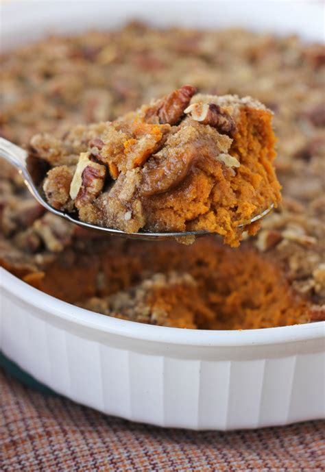 sweet potato casserole with pecan topping 65 best gluten free holiday recipes allergy free alaska