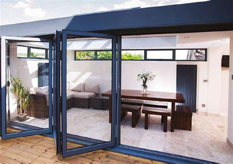aluminium bifold doors newent gloucestershire installers