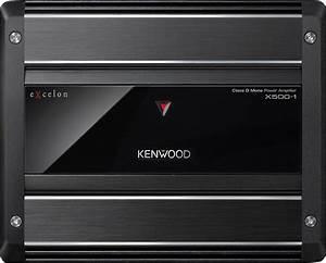 Kenwood Excelon X500