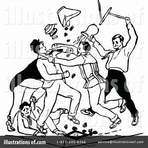 Group Fight Clipart | www.pixshark.com - Images Galleries ...