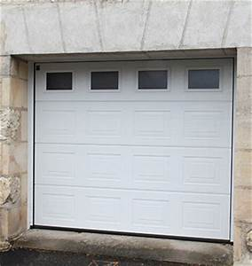 porte garage avec fenetre maison design wibliacom With porte de garage enroulable avec photo porte fenetre pvc