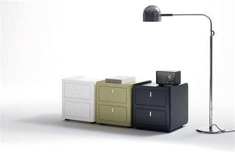 caisson de bureau design caisson de bureau coloré design vintage