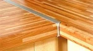 Plan De Travail D Angle : baguette d 39 angle plan de travail cuisine design de cuisine ~ Dallasstarsshop.com Idées de Décoration