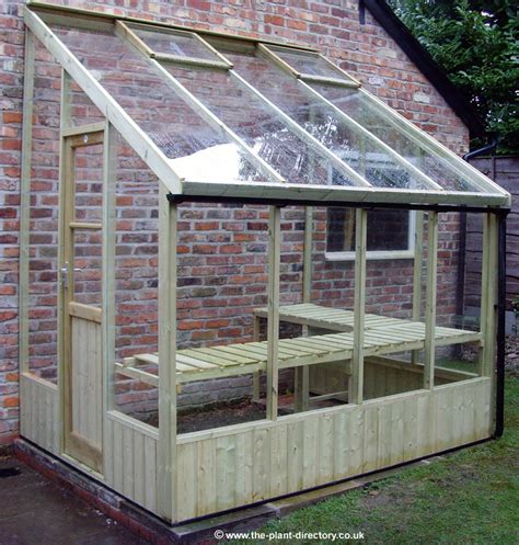 build  lean  shed  side  house  shed