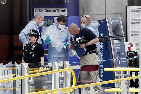 2017 Arena Manchester Bombing