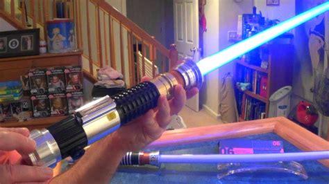 obi wan lightsaber kenobi fx force series