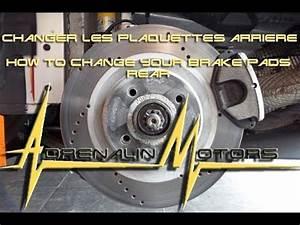 Changer Les Plaquettes : changer les plaquettes de frein arri re d 39 une lotus ou d 39 un opel speedster youtube ~ Maxctalentgroup.com Avis de Voitures