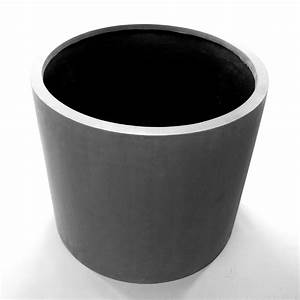 Pflanzkübel Fiberglas Rostoptik : pflanzk bel fiberglas zylindrisch d80xh70cm grau ~ Sanjose-hotels-ca.com Haus und Dekorationen