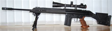 WeaponoTech : India's Fire Power : Sniper Rifles Used by ...