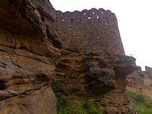 khandar fort wikipedia