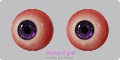 Eye Iris Pupil Blender Unlimited Resolution