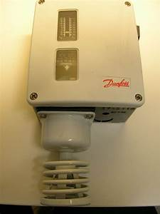 Danfoss Thermostat Schnappverschluss : danfoss industrial thermostat 17 5118 new ebay ~ One.caynefoto.club Haus und Dekorationen