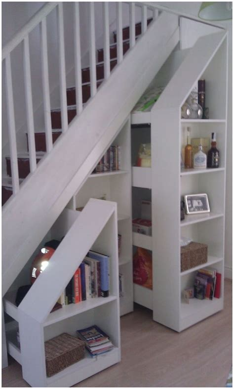 stairway shelving under stair shelf 10 cube stair shelf unit sonoma under stairs shelves plans under stair shelf