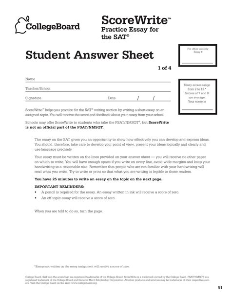 College Board Resume Builder by 100 Essay Sles College Board College Teaching