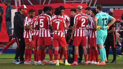 Horario y donde ver por televisión. Atletico Madrid confirm two positive coronavirus tests ahead of Champions League clash ...